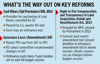 House jam: Ordinance route on two key bills in Parliament?