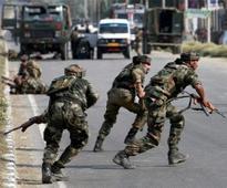 Gun battle between army and militants in Kashmir