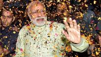 PM Modi meets Gujarat BJP MPs, urges them to reach out to people