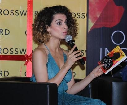 This is what Kangana has to say about `Azaan` controversy