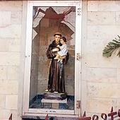One arrested for vandalising statue in Bhandup church
