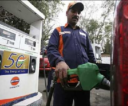 Petrol turns cheaper, diesel costlier