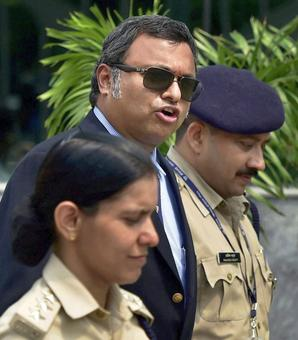 CBI grills Karti for 8 hrs; to be questioned again next week