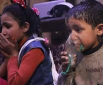 Chemical weapons experts enter site of attack in Syrian town: State media