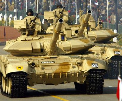 Armed and dangerous: India fifth in world's strongest armed forces