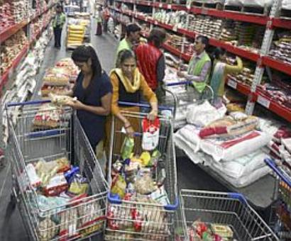 Indian consumers respond to softer oil, food prices