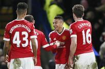EPL: Rooney, Martial set sights as United take on fragile Sunderland