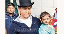 Aamir Khans son Azad to watch his first film ever: Dhoom:3