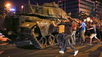 Turkey frees 1,200 soldiers detained after coup bid: Prosecutor