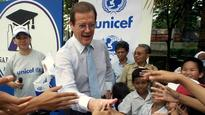 Sir Roger Moore: James Bond on screen, but a 'Saint' for his UNICEF work