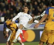 Champions League: Real Madrid to face PSG in round of 16