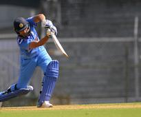 Rohit, Pandey tons help India A crush Sri Lanka in warm-up match