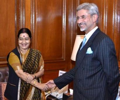 My priorities are govt's priorities: Foreign Secretary Jaishankar