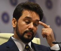 India will not play any day-night Test this home season, confirms BCCI chief Anurag Thakur