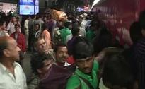 Massive Overcrowding on Delhi-Bihar Trains