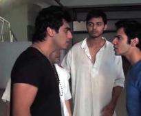 Arjun Kapoor and Varun Dhawan's fatal encounter! (watch video)
