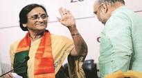 BJP attracts deserters from rival parties before UP polls
