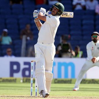 PHOTOS: Starc's counter-attack lifts Australia on Day 1