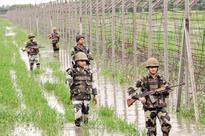 Pak Rangers violate ceasefire along the International Border