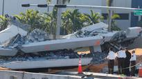Florida International Bridge Collapse: People, cars still trapped under rubble; death toll could rise
