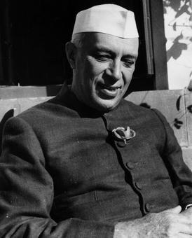 Probe initiated into editing of Nehru's profile on Wikipedia