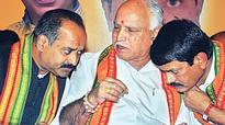 BJP dissidents refuse to meet BS Yeddyurappa