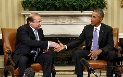 US strengthens military ties with Pakistan