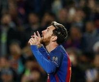 Messi contract talks put Luis Enrique at ease before Osasuna trip