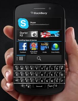 In India, BlackBerry sees its best hope for revival