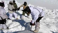 Siachen avalanche: Determination of over 150 soldiers and two canines rescued Lance Naik Koppad