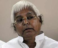 Asking Bihar flood victims to feel lucky for getting Gangajal is typical Lalu Prasad behaviour