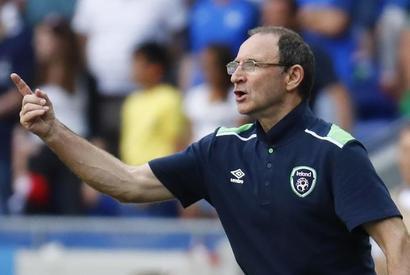 Euro 2016: Ireland coach complains about preparation time after defeat