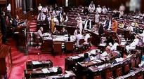 Conversion row disrupts House, Opposition taunts PM Modi for his silence