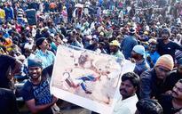Jallikattu: Locals demand permanent solution, won't let CM Paneerselvam inaugurate event