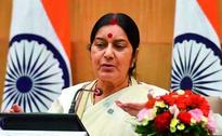 Indians Taken Hostage By ISIS In Mosul Are Alive, Says Sushma Swaraj