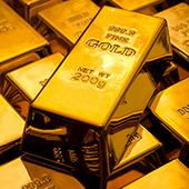 Gold close to lowest in nearly six years on stronger dollar
