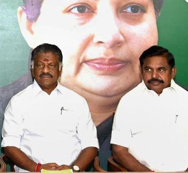 AIADMK merger today? TN Guv heads to Chennai
