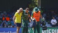 South Africa v/s Bangladesh, 3rd ODI: Faf du Plessis injury spoils series whitewash for hosts