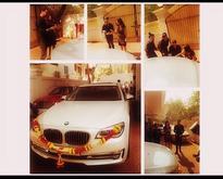 After Maserati Quattroporte, Sunny Leone adds BMW 7 series to her garage