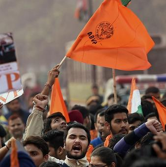 'The times are bad': Ramjas scare threatens free speech