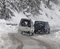 Avalanche warning for higher parts of Jammu and Kashmir