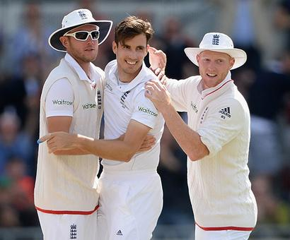 Cook backs Broad to prove there's life after Anderson