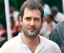 Rahul meets Congress leaders from Telangana