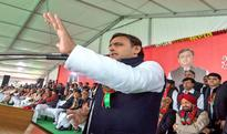 Akhilesh rides bicycle, Mulayam left in lurch; UP stares at intriguing battle 5 hours ago