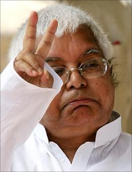 Govt rejects Lalu's plea for further stay on eviction notice