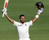 Virat Kohli rescues India while batting at no 4 like Sachin