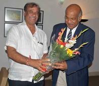 Odisha, Sri Lanka to strengthen historical ties, Odisha Tourism Minister Meets Sri Lankan High Commissioner