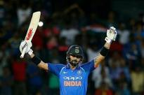 ICC cricketer of the year is Kohli