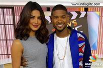 Priyanka Chopra joins Usher on Today Show