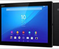 Sony launches the ultra-slim Xperia Z4 tablet